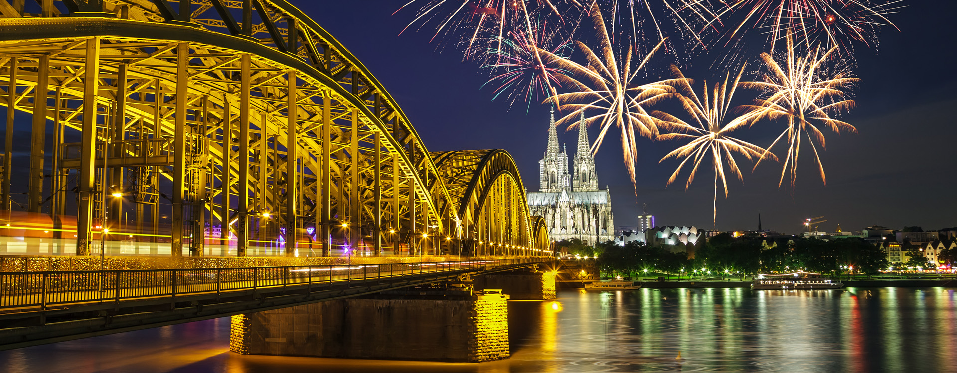 Silvester Feiern Köln